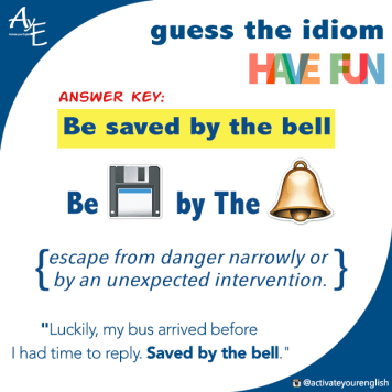 KEY to idiom 2