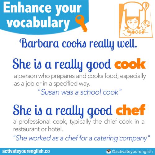 vocabulary_cook_key