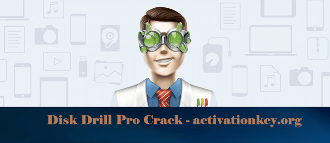 Disk Drill Pro 4.0.513.0 Crack + Activation Code 2020 (Windows)