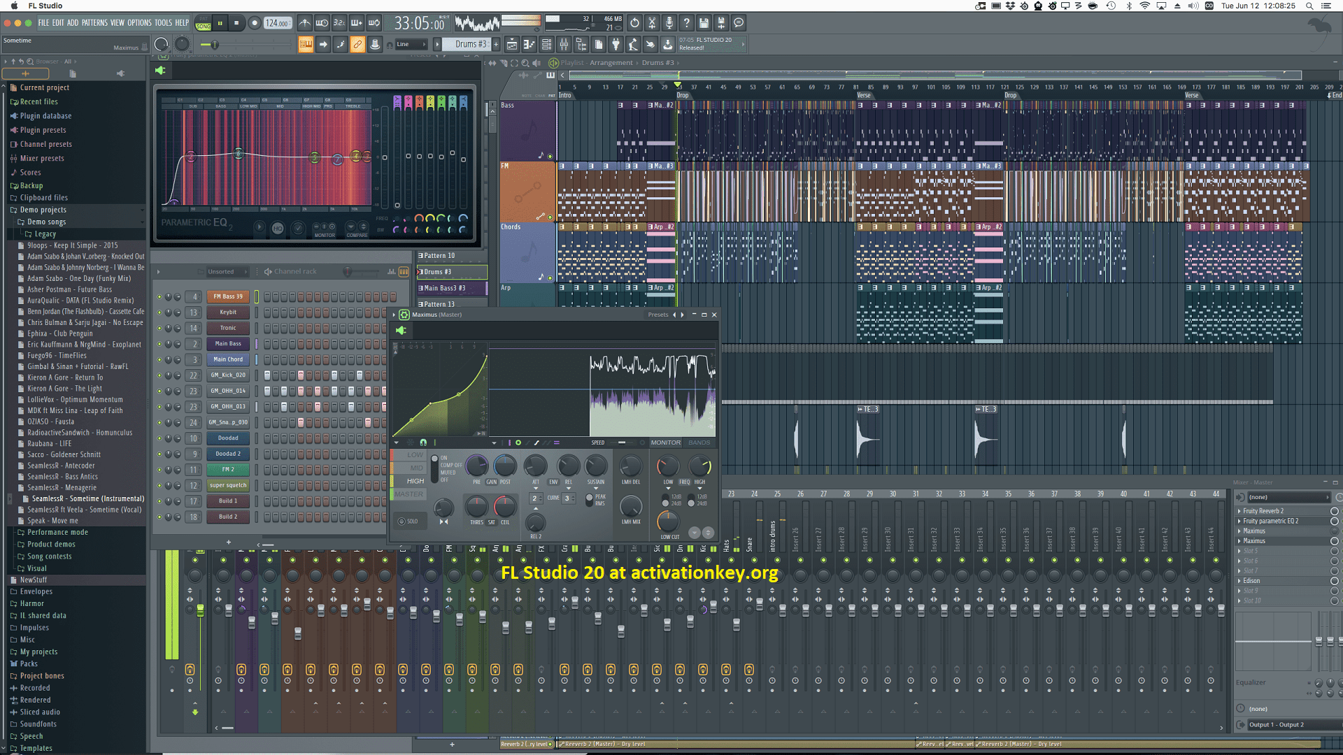 FL Studio 20.6.2.1549 Crack Torrent With Reg Key Free Download
