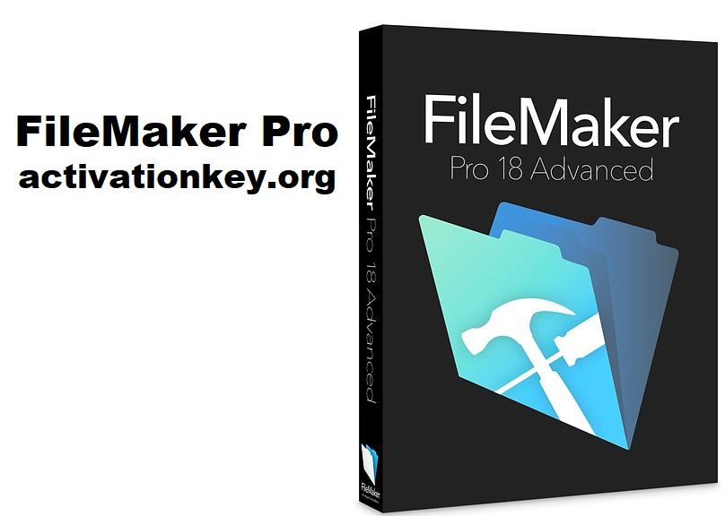 FileMaker Pro Crack 18 + Torrent Full Version (Keygen) 32/64 Bit