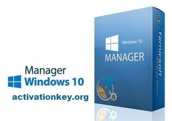 Windows 10 Manager Crack With Keygen [Latest]