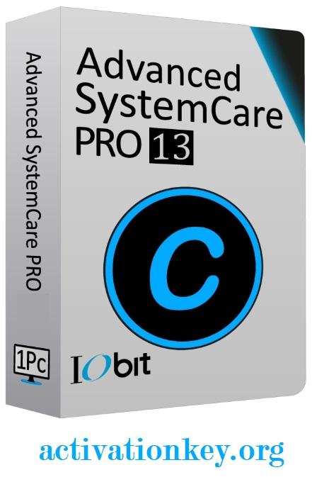 Advanced SystemCare Pro Key Incl Crack