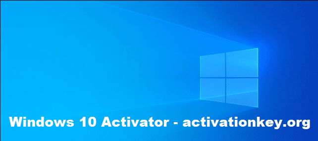 Windows 10 Activator Free Download 32-64 Bit [2020]