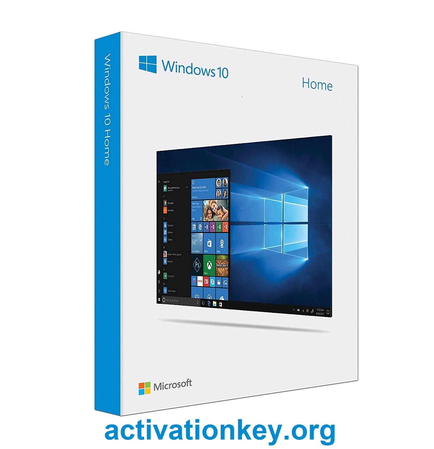 Windows 10 Home Product Key Full Working 32/64bit [2020]