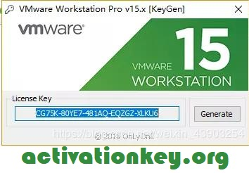 VMware Workstation 15.5.5 Pro Serial Key with Crack (FREE)