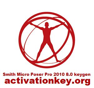 Smith Micro Poser Pro 2010 8.0 Crack + keygen Serial Key (Latest)