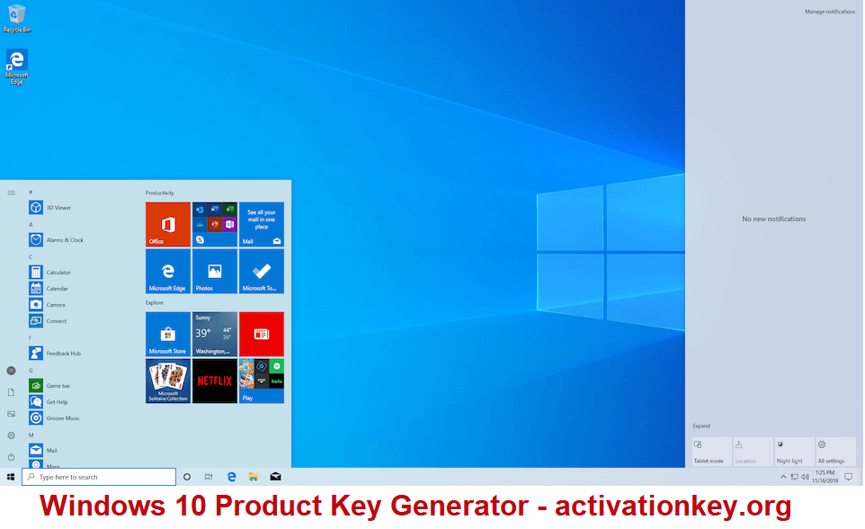 Windows 10 Product Key Generator (UPDATED 2020)