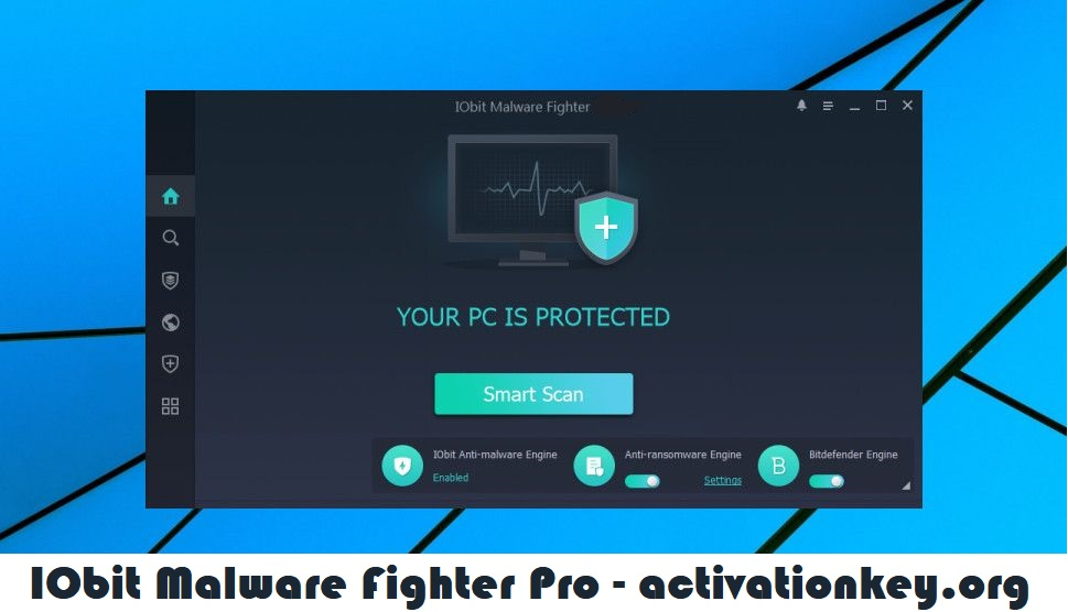 IObit Malware Fighter Pro 7.7.0.5872 Crack With License KEY [Latest]