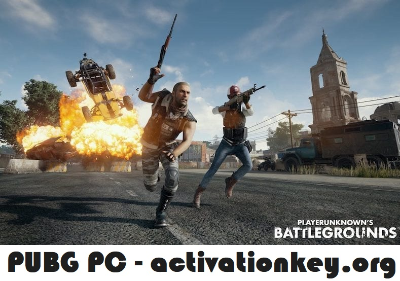 PUBG PC Crack Full Version With License KEY