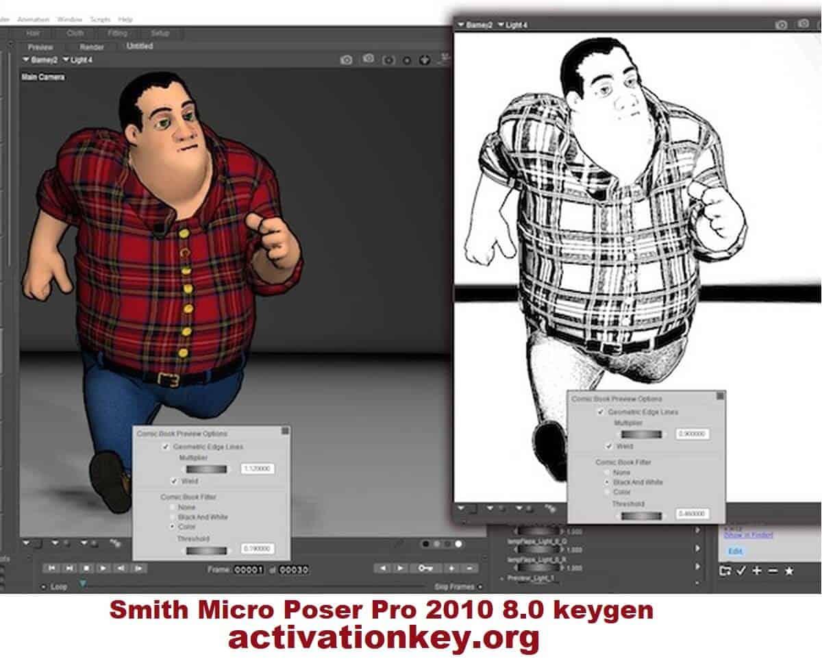 Smith Micro Poser Pro 2010 8.0 keygen