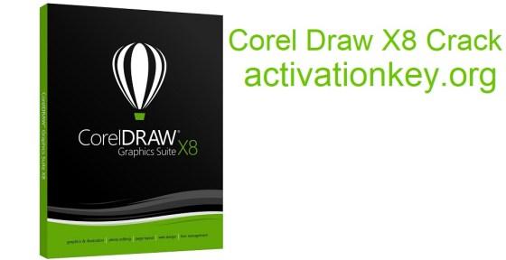 Corel Draw X8 Crack + Serial Number Torrent Latest