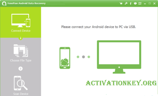 FonePaw Data Recovery 7.2.1 Crack + Keygen [Latest Version]