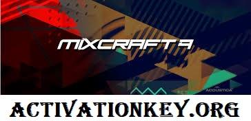 Mixcraft 9 Crack Pro Studio + Registration Code Full 2020