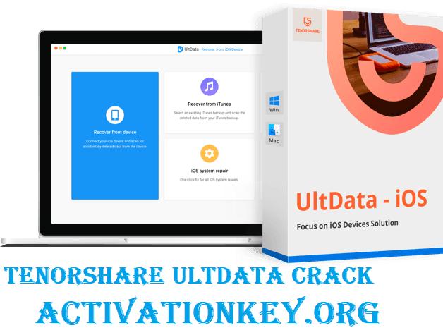 Tenorshare UltData 9.2.2.11 Crack + Serial Key 2020