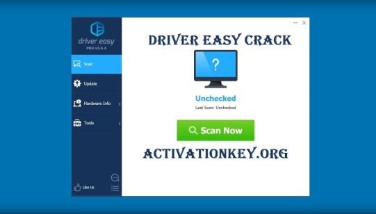 Driver Easy Pro 5.6.14 Crack Full + License Key (Serial)