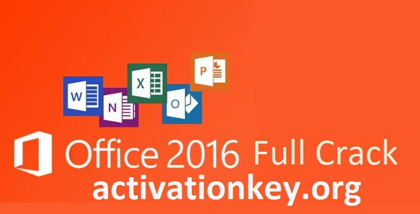 Microsoft Office 2016 Full Crack Product Key Free [100% Working]