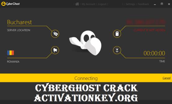 CyberGhost Crack V8 Registration Key Latest
