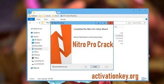 Nitro Pro Enterprise 13.22.0.414 Crack + Keygen Download [Latest]
