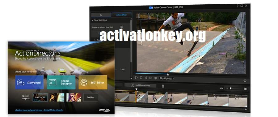 ActionDirector Video Editor Cracked APK 4.0.0 (Full Unlocked)