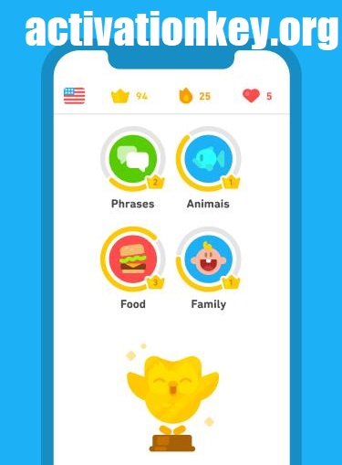 Duolingo APK 4.75.3 Cracked For Android latest Version