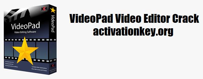 VideoPad Video Editor 8.77 Crack + Registration Code (Latest)
