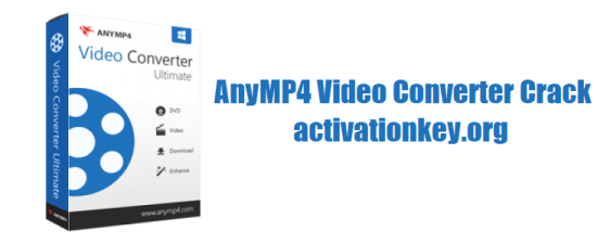 AnyMP4 Video Converter Crack Ultimate 8.0.12 Full [Latest]