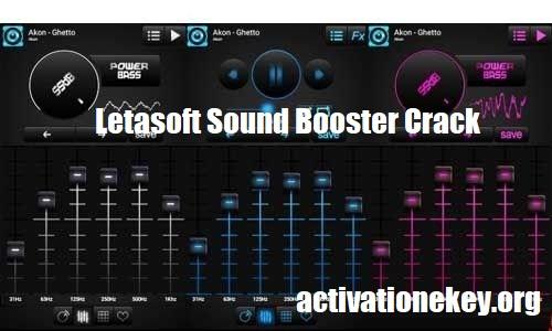 Letasoft Sound Booster 1.11 Crack + Activation Key [Latest]