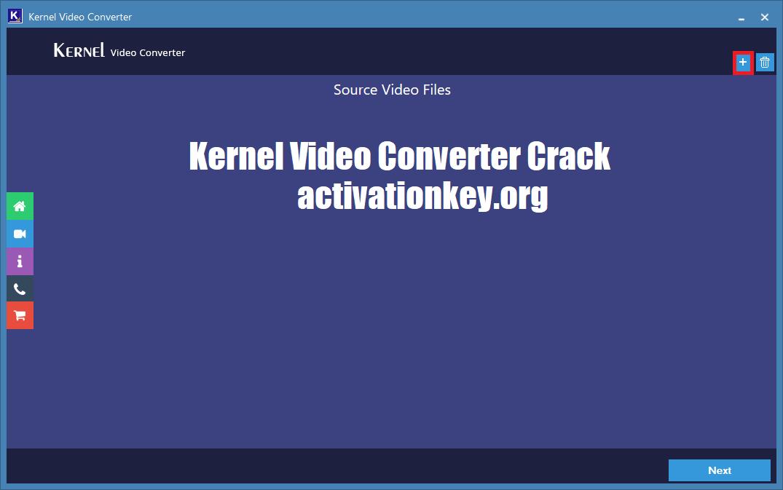 Kernel Video Converter Crack License Keys (Download)