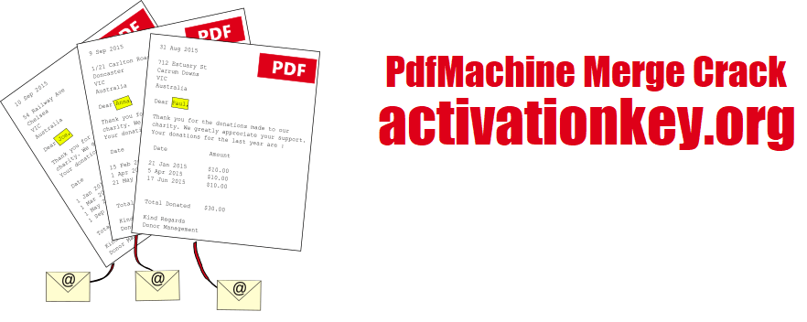 PdfMachine Merge Crack Ultimate 15.38 Full Download [Latest]