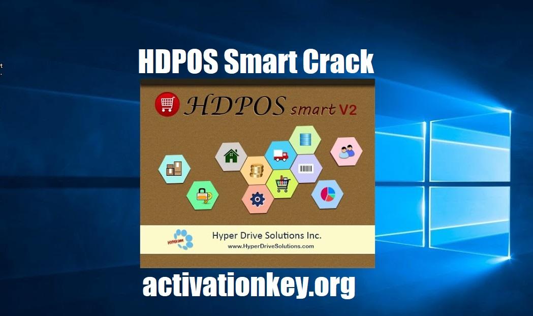 HDPOS Smart Crack + License key Full Version [Windows]