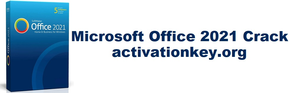 Microsoft Office 2021 Crack incl Product Key Free Download