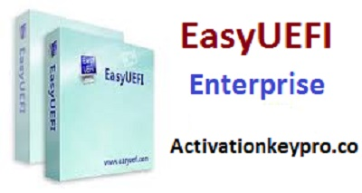 EasyUEFI Enterprise Crack