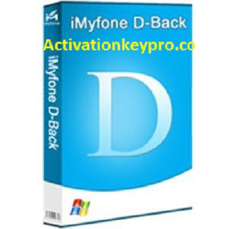 iMyFone D-Back Crack