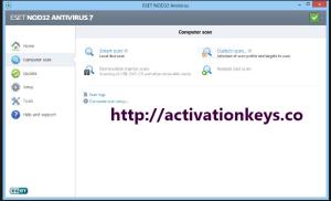 ESET NOD32 Antivirus 13.1.16.0 Crack + Activation Key 2020 [Latest]