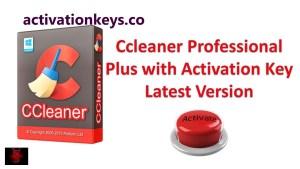CCleaner Professional 5.85.9170 Crack Plus Serial Key 2021 [Latest]