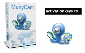 ManyCam Pro 7.0.6 Crack Full Activation Code & Keygen 2019 (Win&Mac)