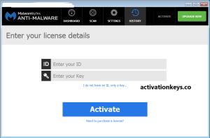 Malwarebytes Anti-Malware 3.8.17.2526 Crack & Activation Key {2019}