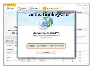 ManyCam Pro 7.8.6.28 Crack Full Activation Code & Keygen 2021 (Win&Mac)