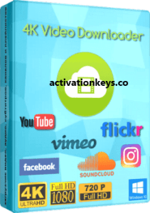 4k Video Downloader 4 9 0 3032 Crack & Full License Key 2019