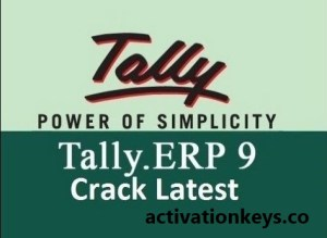 Tally ERP 9 Crack Download Release 6.5.4 + Activation Key With Keygen