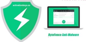ByteFence Anti-Malware Pro 5.4.1.19 License Key + Crack Keygen [2019]
