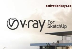 VRay Crack 4.10.03 for SketchUp 2020 + License key {Full Latest Version}