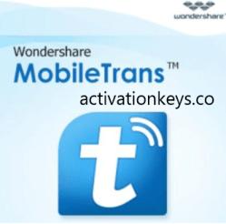 Wondershare MobileTrans 7.9.12 Crack + Free Registration Code {2019}