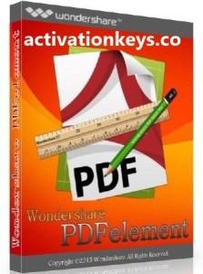 Wondershare PDFelement Pro 7.5.1.4782 Crack + Serial Key 2020 [Latest]