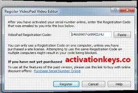 Videopad Video Editor 7 23 Crack & Keygen + Registration Code [Latest]