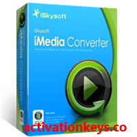 iSkysoft iMedia Converter Deluxe 11.7.4.1 Crack + Activation Code [2020]