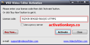 VSDC Video Editor Pro 6 3 8 43 Crack + Activation Key