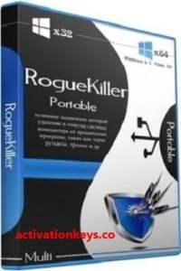 RogueKiller 15.0.8.0 Crack + Serial Key 2021 Download [32/64 Bit]