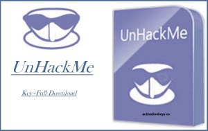 UnHackMe 11.10.0.910 Crack + Free Activation Key Full Download (2019)